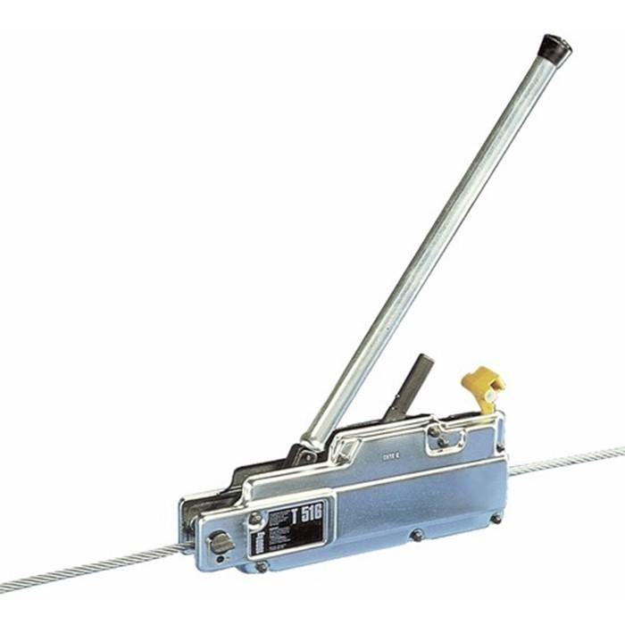achat spécial rechercher les plus récents En liquidation Treuil manuel Tirfor T-516D 1600 kg - Contact Forestier