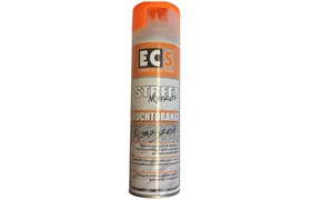 Traceur de chantier Fluo SM 500 ml - orange